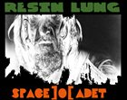 SPACE )O(ADET Resin Lung / Space]o[adet album cover